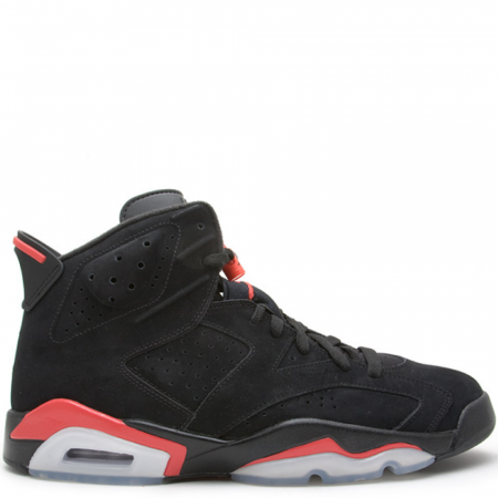Air Jordan 6 Retro 'Infrared Black' (2010) (384664 003)