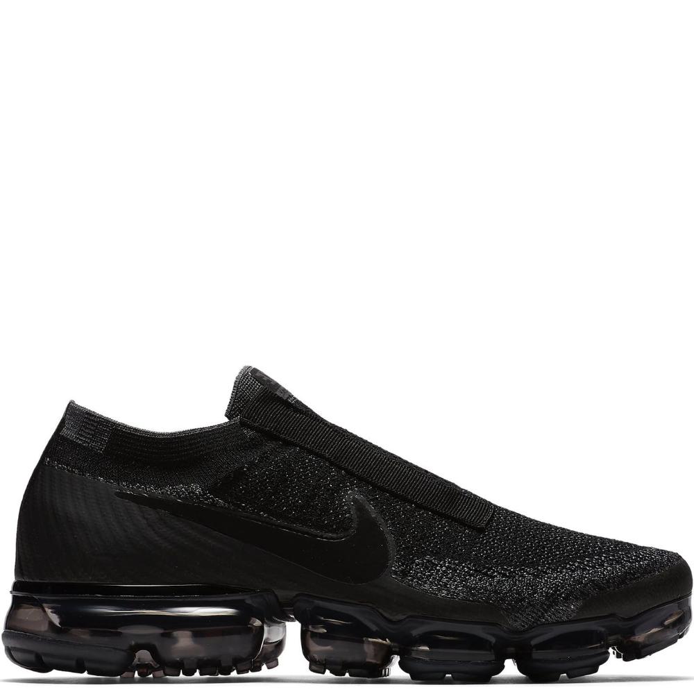 buy popular 026e4 a0259 Nike Air VaporMax SE Laceless 'Triple Black' | Pluggi