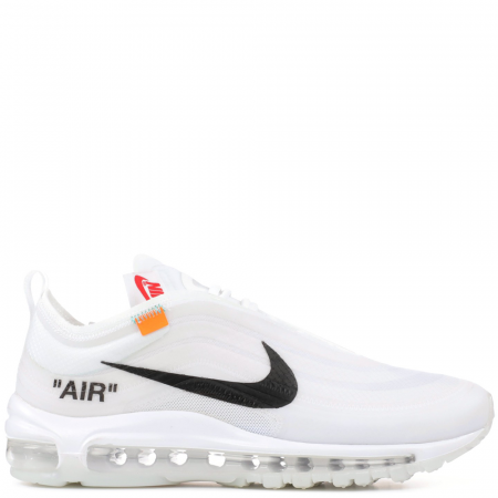 Nike Air Max 97 Virgil Abloh Off-White 'White' (AJ4585 100)