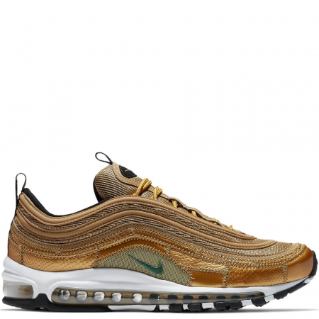Nike Air Max 97 Cristiano Ronaldo CR7 'Golden Patchwork' (AQ0655 700)