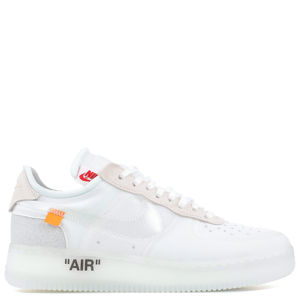 nike air force low off white