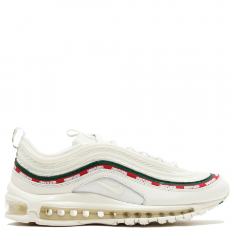 Nike Air Max 97 Undefeated 'UNDFTD Sail White' (AJ1986 100)