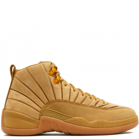 Air Jordan 12 Retro PSNY 'NYC Wheat' (AA1233 700)