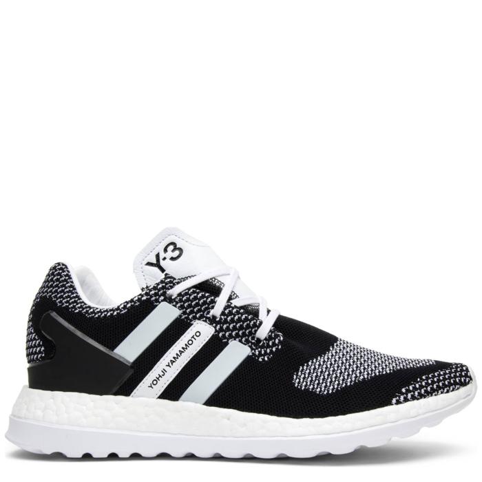 Adidas Y-3 Pure Boost ZG Knit 'Core Black' (AQ5731)
