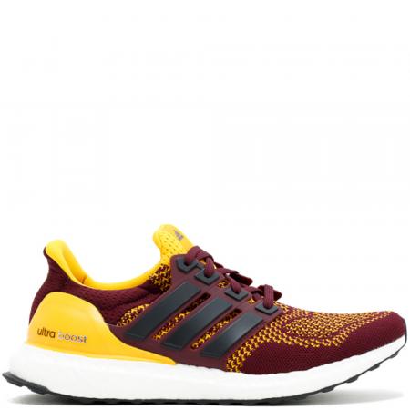 Adidas Ultraboost 1.0 'Arizona State' (AQ7848)