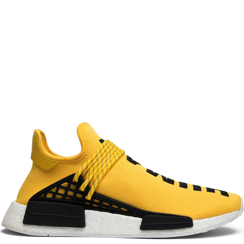 pharrell williams adidas nmd human race yellow