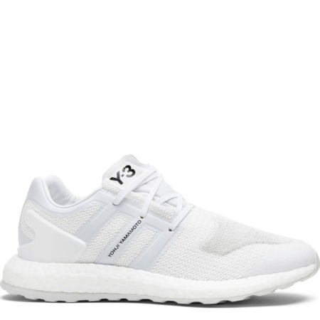 Adidas Y-3 Pure Boost 'Triple White' (BY8955)