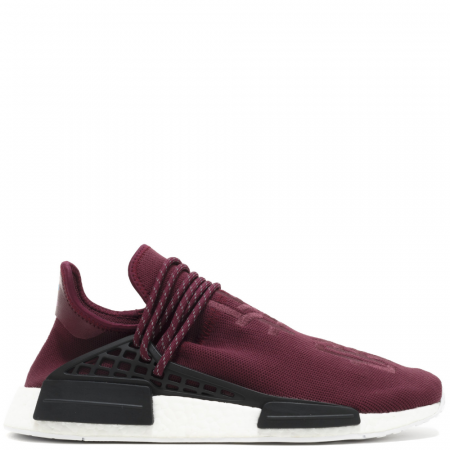 Adidas x Pharrell Williams Human Race NMD 'Burgundy' (Friends & Family) (BB0617)