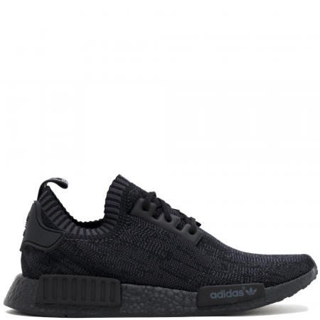 Adidas NMD R1 'Pitch Black' (Friends & Family) (S80489)
