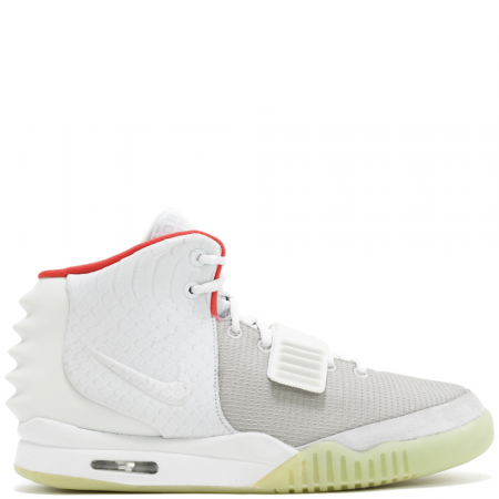 Nike Air Yeezy 2 SP 'Pure Platinum' (508214 010)