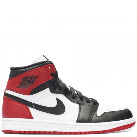Air Jordan 1 Retro High OG 'Black Toe' (2013) (555088 184)
