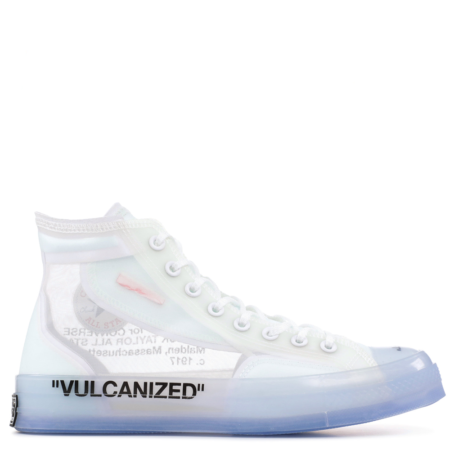 Converse Chuck Taylor All-Star 70 Hi Virgil Abloh Off-White (162204C 102)