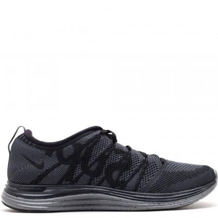 Nike Flyknit Lunar1+ Supreme 'NYC Black' (623823 001)