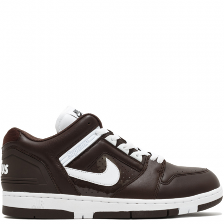 Nike SB Air Force 2 Low Supreme 'Brown' (AA0871 212)
