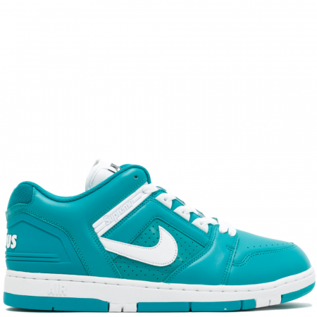 Nike SB Air Force 2 Low Supreme 'Blue' (AA0871 313)
