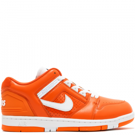 Nike SB Air Force 2 Low Supreme 'Orange' (AA0871 818)