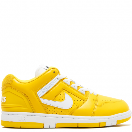 Nike SB Air Force 2 Low Supreme 'Yellow' (AA0871 717)