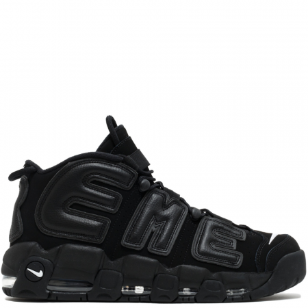 Nike Air More Uptempo Supreme 'Black' (902290 001)