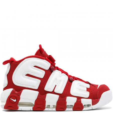 Nike Air More Uptempo Supreme 'Red' (902290 600)