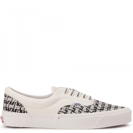 Vans Era 95 Dx Fear of God 'White Black' (VN0A3MQ5PZP)