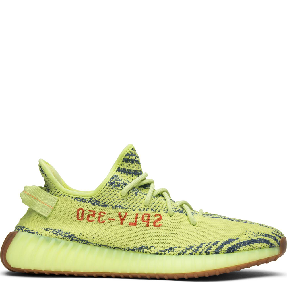 Adidas Yeezy Boost 350 V2 'Semi Frozen Yellow' (B37572)