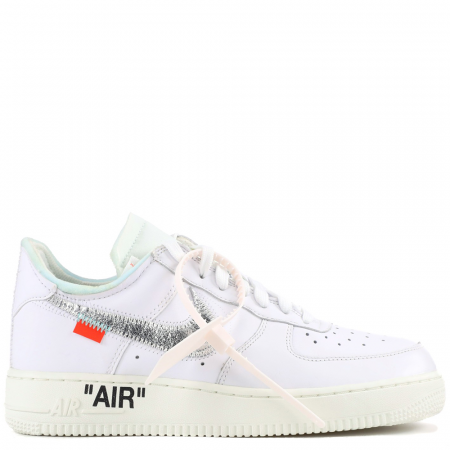 Nike Air Force 1 Low Virgil Abloh Off-White 'AF-100' (ComplexCon Exclusive) (AO4297 100)