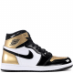 Air Jordan 1 Retro High OG NRG 'Gold Toe' (861428 007)