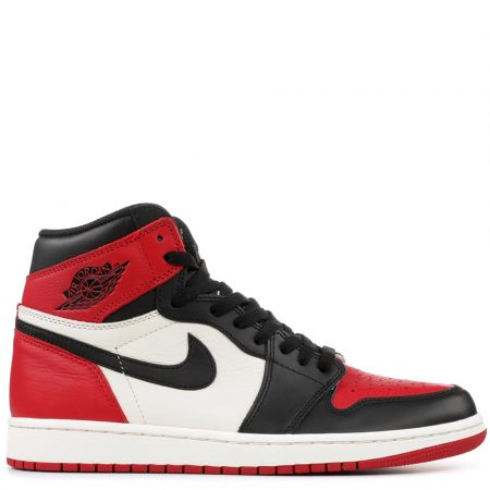 Air Jordan 1 Retro High OG 'Bred Toe' (555088 610)