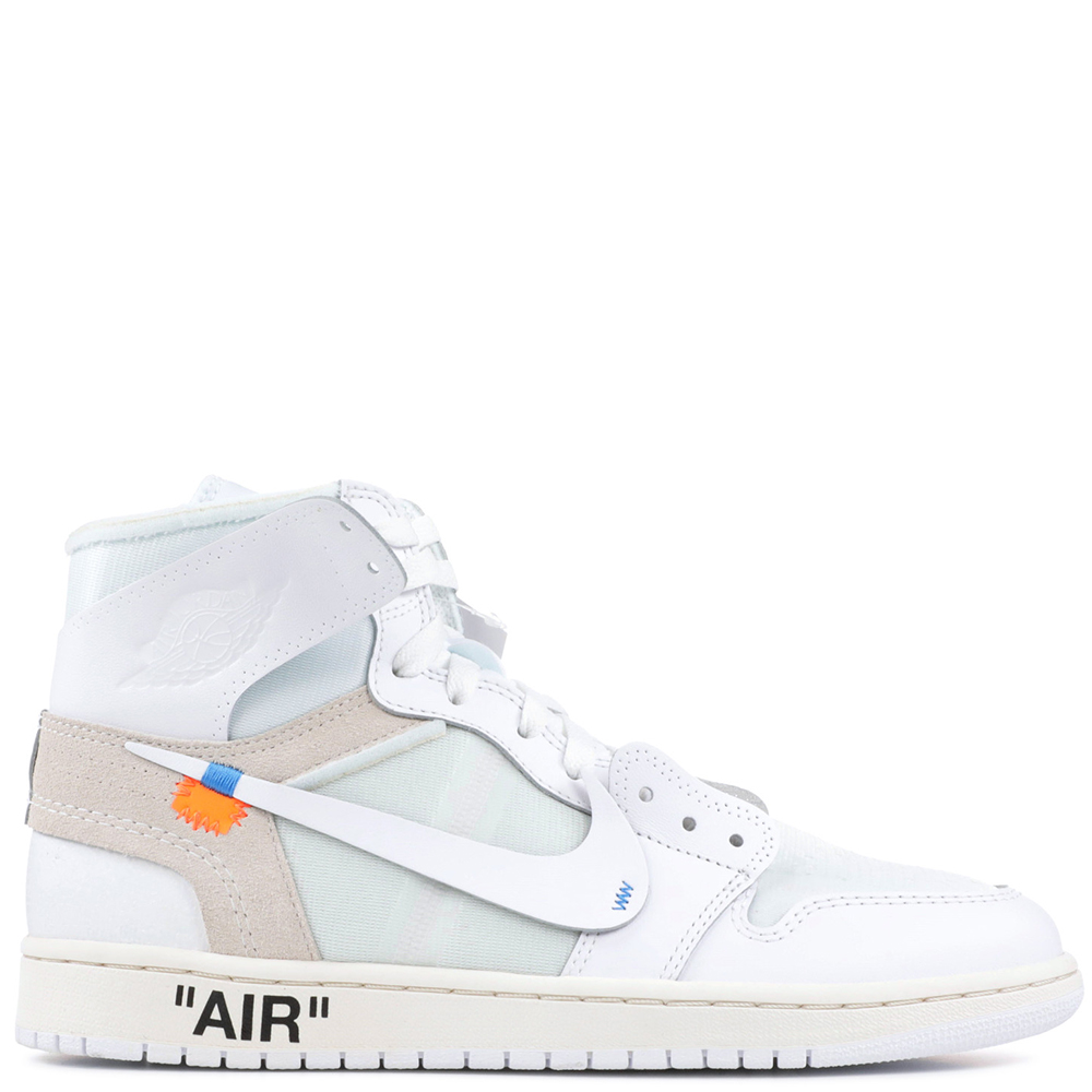 d821ca189029ab Air Jordan 1 Retro High OG NRG Virgil Abloh Off-White  White ...