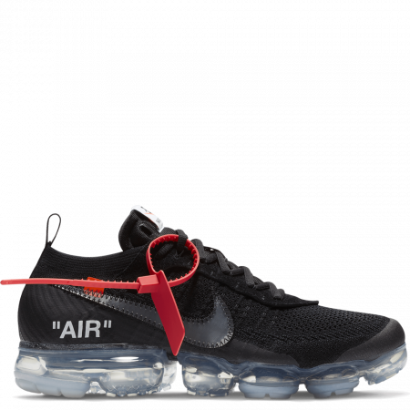 Nike Air VaporMax Virgil Abloh Off-White 'Part 2 Black' (AA3831 002)