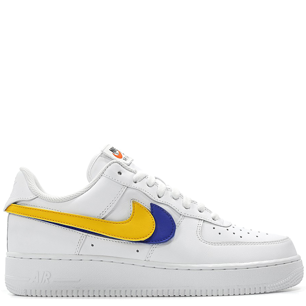 save off 15c6d 39214 Nike Air Force 1 Low All Star 'Swoosh Pack White' (2018)