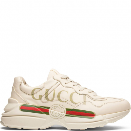 Gucci Rhython Leather Sneaker 'Logo' (500877 DRW00 9522)