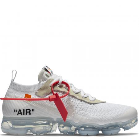 Nike Air VaporMax Virgil Abloh Off-White 'Part 2 White' (AA3831 100)