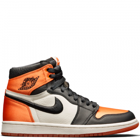 Air Jordan 1 Retro High OG 'Satin Shattered Backboard' (Women) (AV3725 010)