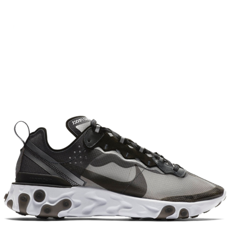 Nike React Element 87 'Anthracite' (AQ1090 001)