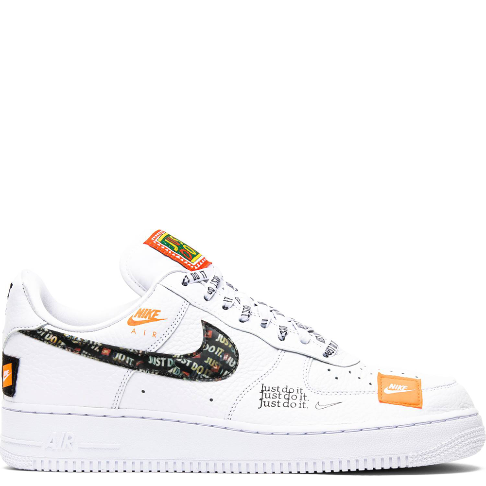 new concept 04bb8 853d5 Nike Air Force 1 Low '07 PRM 'Just Do It'