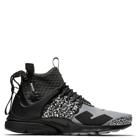 Nike Air Presto Mid Acronym 'Cool Grey' (AH7832 001)