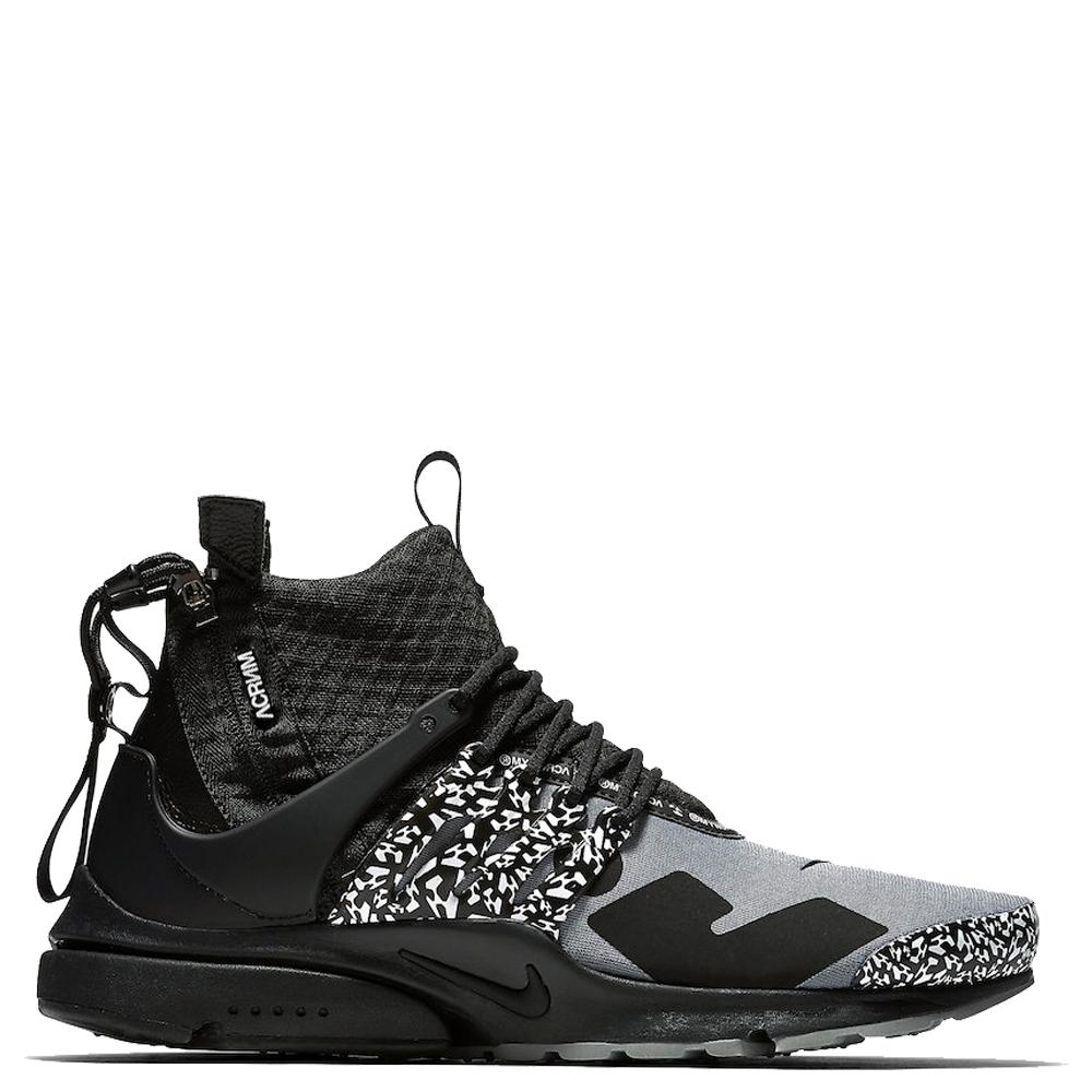 Nike AIR Presto MIDAcronym 'Acronym' AH7832 001 Cool Grey