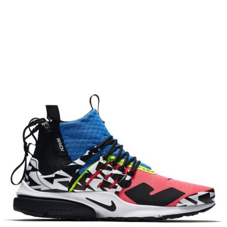 Nike Air Presto Mid Acronym 'Racer Pink' (AH7832 600)