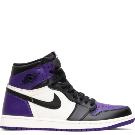 Air Jordan 1 Retro High OG 'Court Purple' (555088 501)