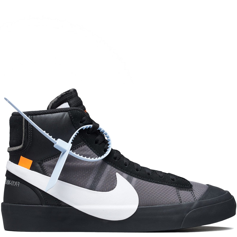 lowest price 3d240 0689c Nike Blazer Mid Off-White Virgil Abloh  Grim Reepers  (AA3832 ...