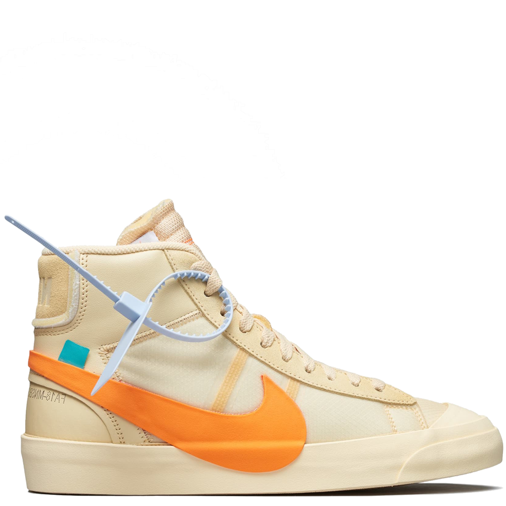 Abloh Nike Mid Off Hallows Blazer Virgil Eve' White 'all WD2IEH9