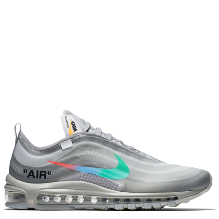 Nike Air Max 97 Off-White Virgil Abloh 'Menta' (AJ4585 101)