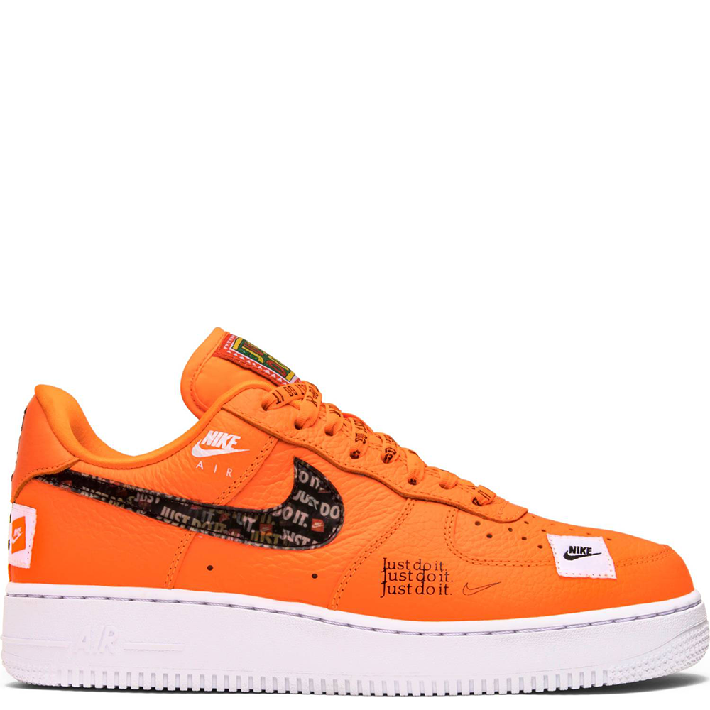 Nike Air Force 1 Low 'Just Do It Orange'
