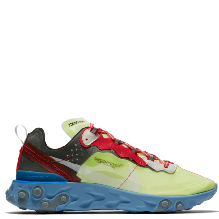 Nike React Element 87 Undercover 'Volt' (BQ2718 700)