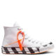 Converse Chuck Taylor All-Star 70 Hi Virgil Abloh Off-White 'Part 2' (163862C)