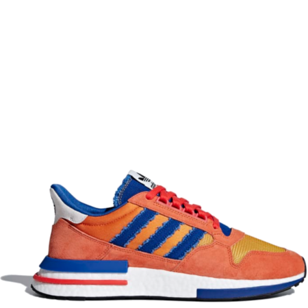 Adidas ZX 500 RM Dragon Ball Z 'Son Goku' (D97046)