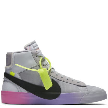 Nike Blazer Mid Off-White Serena Williams 'Queen' (AA3832 002)