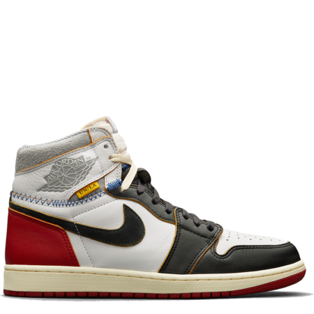 Air Jordan 1 Retro High OG NRG Union 'Black Toe' (BV1300 106)