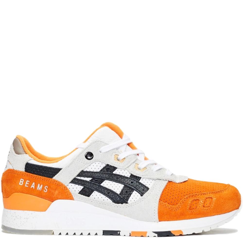 sneakers for cheap 2b931 1e555 Asics Gel Lyte 3 Afew x Beams 'Orange Koi'